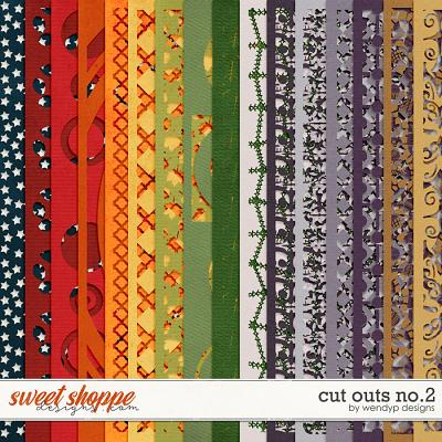 Cut outs No.2 by WendyP Designs