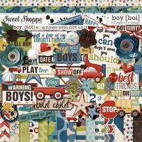 Boy Kit by Digilicious Design