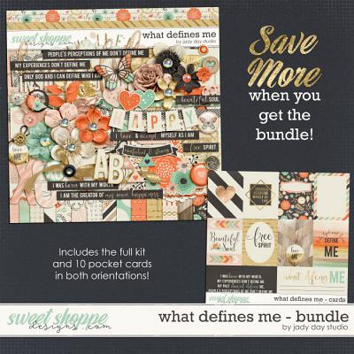 What Defines Me - Bundle by Jady Day Studio
