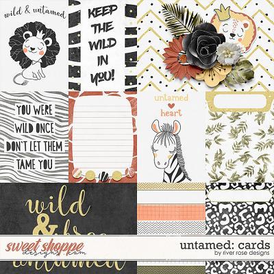 Untamed: Cards by River Rose Designs