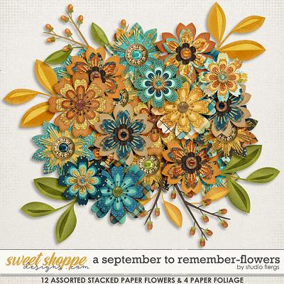 A September to Remember: FLOWERS by Studio Flergs