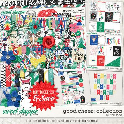 Good Cheer Collection by Traci Reed