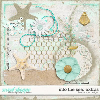 Into the Sea: Extras by River Rose Designs