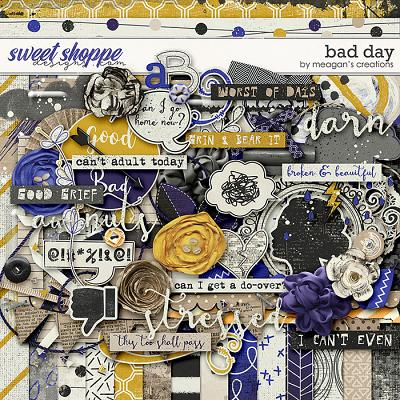 Bad Day : Kit by Meagan's Creations