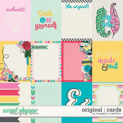 Original : Cards by Meagan's Creations