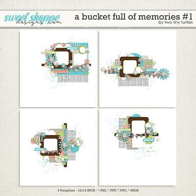 A Bucket Full Of Memories #1 by Two Tiny Turtles