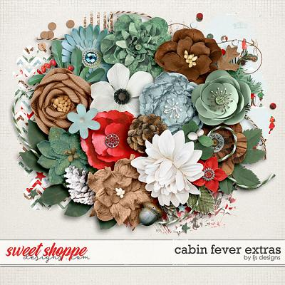 Cabin Fever Extras by LJS Designs