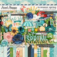 In Season: Spring by Kristin Cronin-Barrow