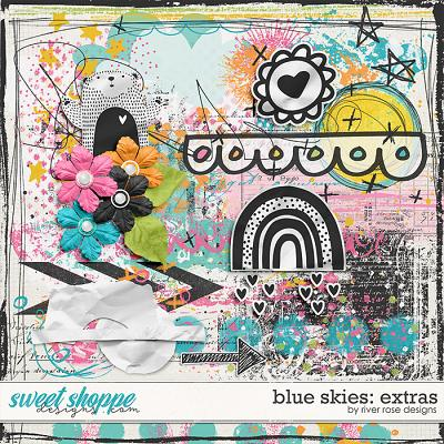 Blue Skies: Extras by River Rose Designs
