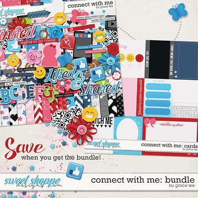 Connect With Me: Bundle by Grace Lee