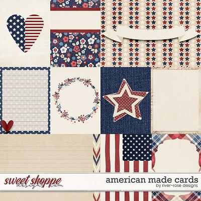 American Made Cards by River Rose Designs