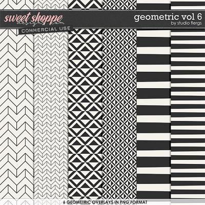 Geometric VOL 6 by Studio Flergs