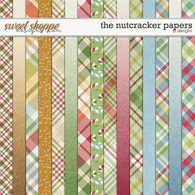 The Nutcracker Papers by LJS Designs