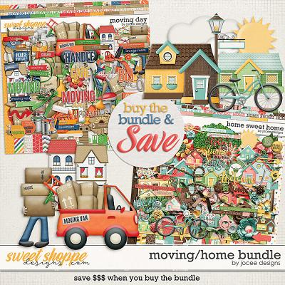 Moving Home Bundle by JoCee Designs