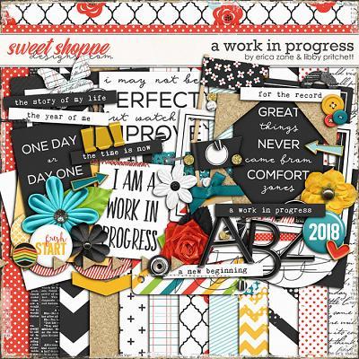 A Work in Progress by Erica Zane & Libby Pritchett