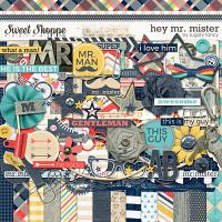 Hey Mr. Mister Kit by Sugary Fancy