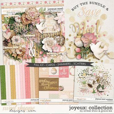 Joyeux Noel: Collection by Amber Shaw & Grace Lee