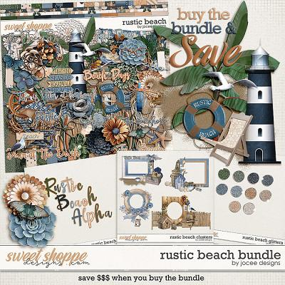 Rustic Beach Bundle by JoCee Designs