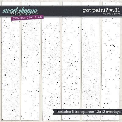 Got Paint? v.31 by Erica Zane