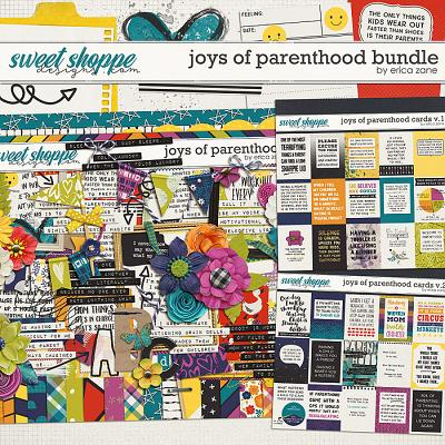 Joys of Parenthood Bundle by Erica Zane