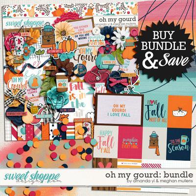 Oh My Gourd-Bundle by Amanda Yi Design & Meghan Mullens