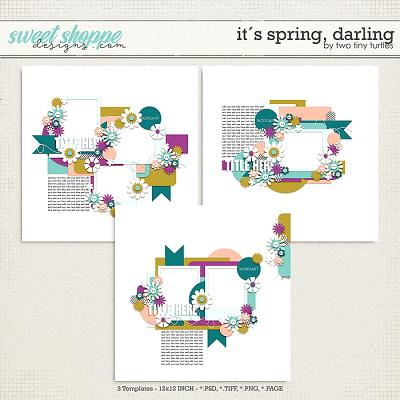 It´s Spring, Darling by Two Tiny Turtles