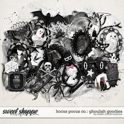 Hocus Pocus Co: Ghoulish Goodies by Kristin Cronin-Barrow