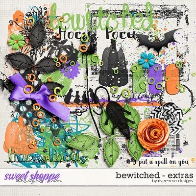 Bewitched Extras by River Rose Designs