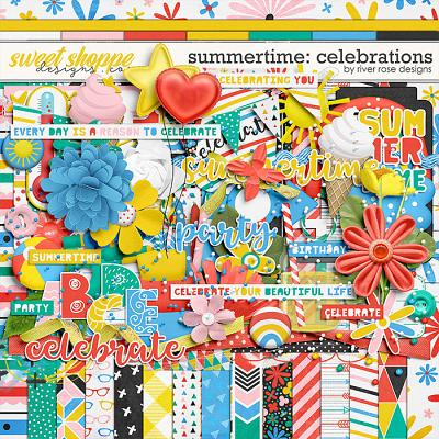 Summertime Celebrations: Kit by River Rose Designs
