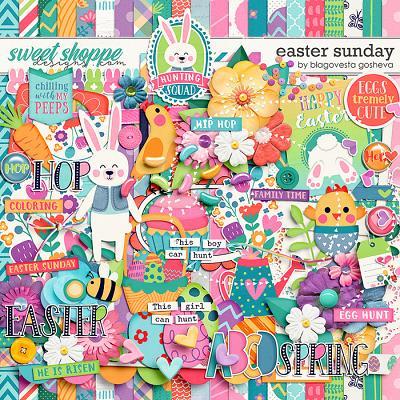 Easter Sunday by Blagovesta Gosheva