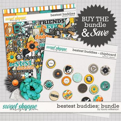Bestest Buddies: Bundle by Laura Wilkerson