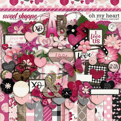 Oh My Heart by Melissa Bennett