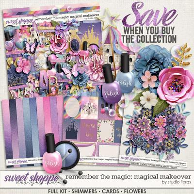 Remember the Magic: MAGICAL MAKEOVER- COLLECTION & *FWP* by Studio Flergs