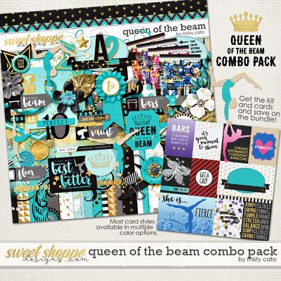 Queen of the Beam Combo Pack by Misty Cato