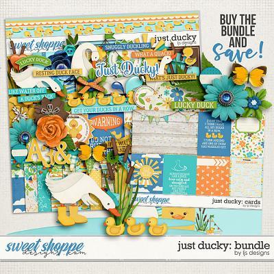 Just Ducky: Bundle by LJS Designs