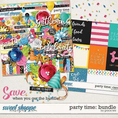 Party Time: Bundle by Grace Lee