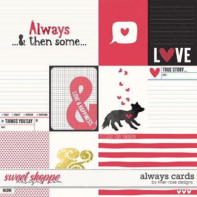 Always Cards by River Rose Designs