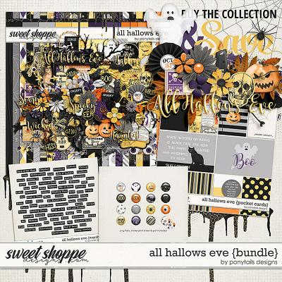 All Hallows' Eve Bundle by Ponytails