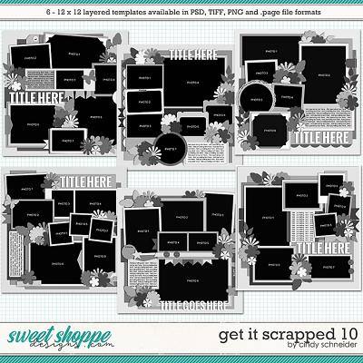 Cindy's Layered Templates - Get It Scrapped 10 by Cindy Schneider