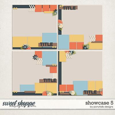 Showcase 5 by Ponytails
