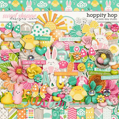 Hoppity Hop by Jady Day Studio
