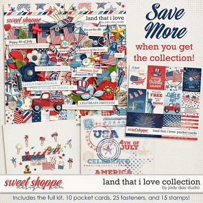 Land That I Love Collection by Jady Day Studio