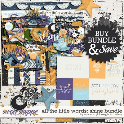 All The Little Words-Shine Bundle by Amanda Yi and Meghan Mullens