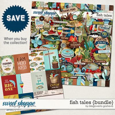 Fish Tales {bundle} by Blagovesta Gosheva