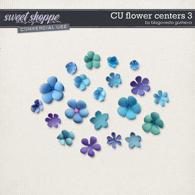 CU Flowers centers 3 by Blagovesta Gosheva