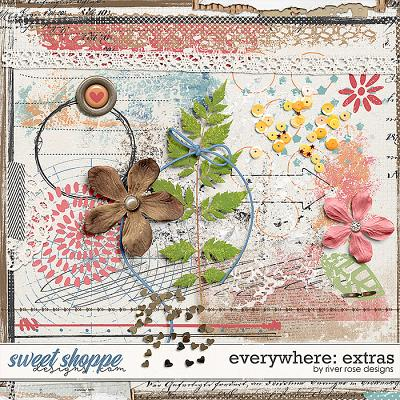 Everywhere: Extras by River Rose Designs