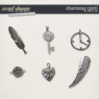 Charming {Girl} by Grace Lee
