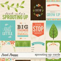 Sprouting Up: Cards by Kristin Cronin-Barrow