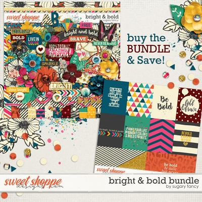 Bright & Bold Bundle by Sugary Fancy