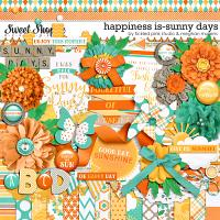 Happiness Is: Sunny Days by Meghan Mullens & Tickled Pink Studio